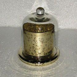 Golden Clotch Candle