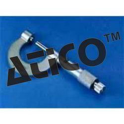 Micrometer Caliper Or Micrometer Screw Gauze
