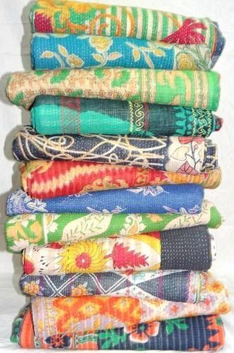 Reversible Handmade Quilt