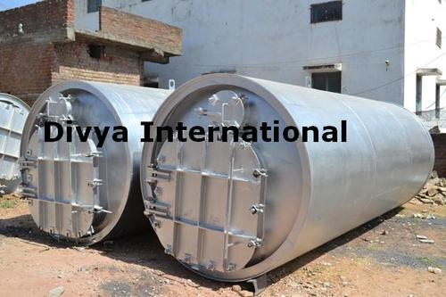 Waste Tyre/Rubber Recycling Pyrolysis Plant