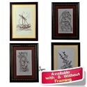Copper Wire Art - Theme Based Wall Hanging