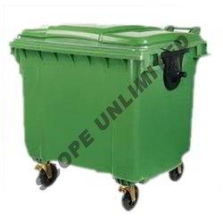 4 Wheeled Dustbin 1100L