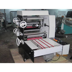 Sheet To Roll Lamination Machine