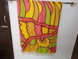 Colourful Hand Embroidered Stoles