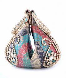 Traditional++Round+Bottom+Ladies+Handbag