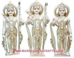 Makrana Marble Ram Darbar Idols