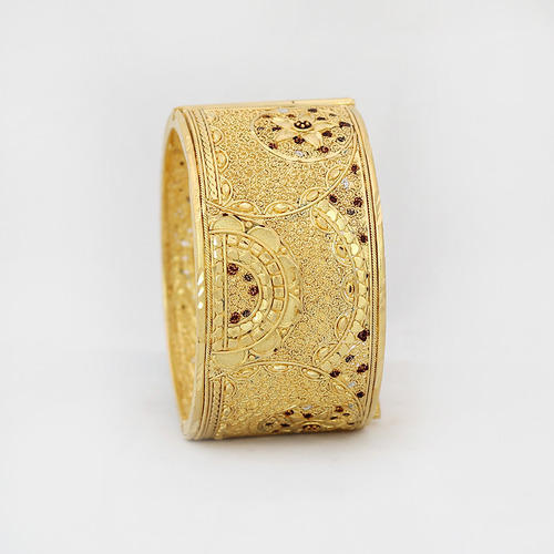 One Gram Gold Forming Bangles