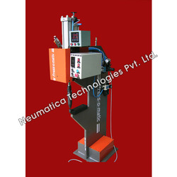 Pneumatic Clinch Rivetting Press