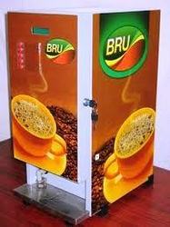 6 Option Bru Vending Machines