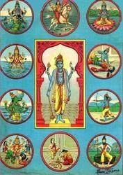 Dashavatar Shaligram