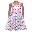Kids' Sleeveless Frocks