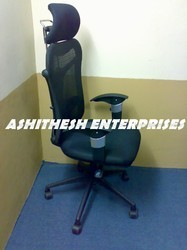 High Back with Head Rest Executive Chair