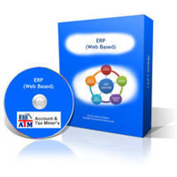 ERP Accounting Software-System for Manufacturing Industries