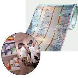 Blister Hologram for Pharmaceutical Industry