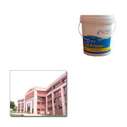 Exterior Wall Primers for Educational Institutions