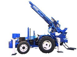 PRD Tractor Mounted Drilling Rig