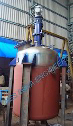 Jacketed Reactor