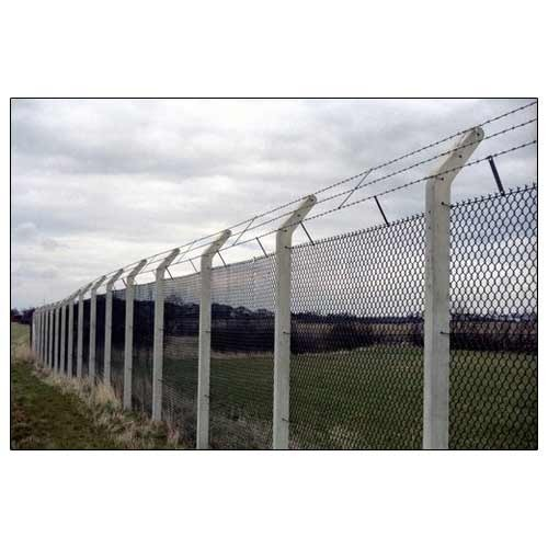Precast Concrete Products Chain Link Fencing