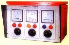 trinary heat module