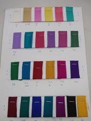 Satin Chiffon Polyester Fabric