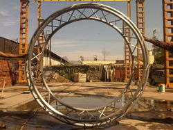 Aluminum Round Truss