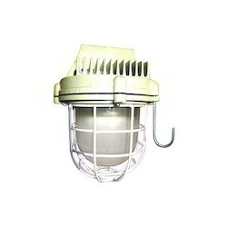 Flameproof LED Well Glass Fitting