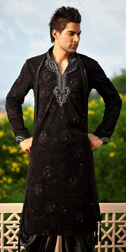 Aristocratic Patiala Kurta Pyjama