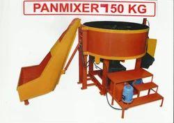750 KG Pan Mixer