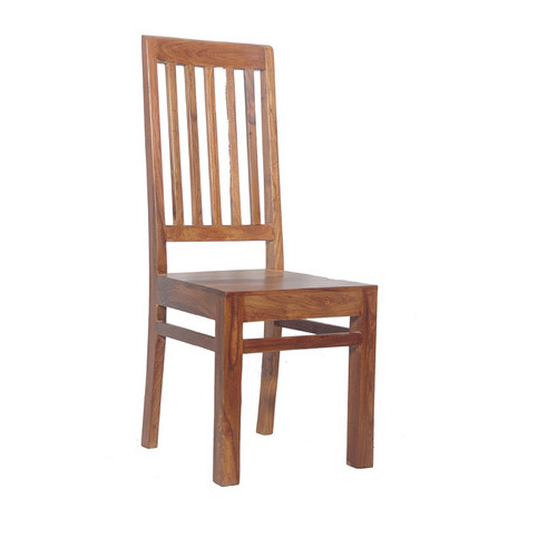Merveilleux Wood Straight Back Chairs