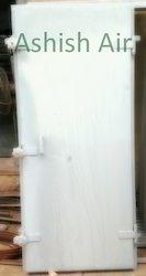 Single Skin Air Tight Door