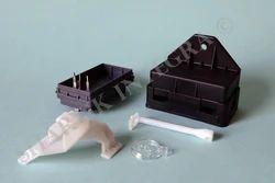 plastic part for automobile industries