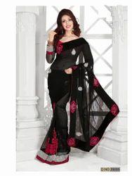Ethnic Designer Party Wear Sarees