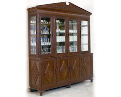 Superieur Wooden Crockery Cabinet
