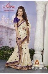 Trendy Stylish Elegant Saree