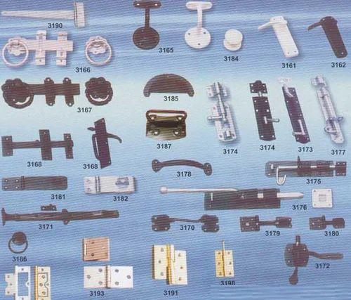 Ironmongery Door Fittings / Steel Hinges & IRON MONGERY Products - Ironmongery Door Fittings / Steel Hinges ...