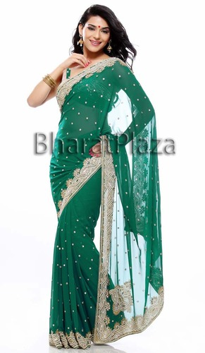 Princely Party Wear Sari
