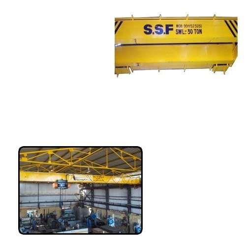 EOT Crane for Fabrication Industries