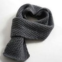 Men's Knitted Scarf