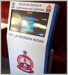 Kiosk For E Governance