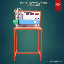 Pin Fin Heat Transfer Apparatus