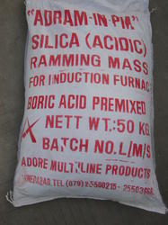 Premixed Silica Ramming Mass