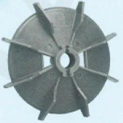 Plastic Fan Suitable For Kirloskar KH-71 Frame Size