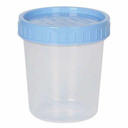 Sterile And Non Sterile Sample Containers Urine Sample