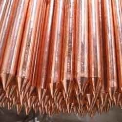 Copper Claded Earthing Rod