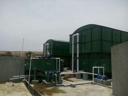 Waste Biogas Plant