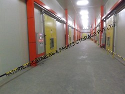 Cold Storage System & Cold Storage System - Exporter from Ahmedabad