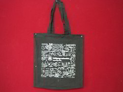 Cotton Bags Printed With Latters