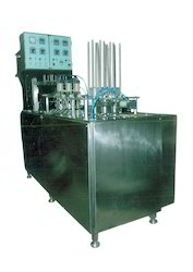 Glass Filling and Sealing Machine
