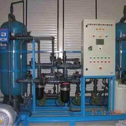 Mild Steel Packaged Drinking Water Systems