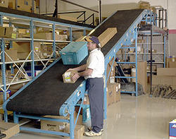 Belt conveyor system manufacturers in india